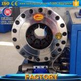 Máquina del manguito hidráulico de la ISO del Ce el bloquear/del estampador/del tubo del manguito que prensan/prensado del tubo