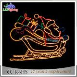 Illuminazione calda del Babbo Natale di natale di vendita per le decorazioni del partito