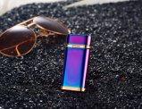 2018 chama de arco eléctrico Acendedor isqueiro recarregável USB