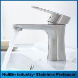 Robinet sanitaire de grand dos de bassin d'articles de la Chine de prix bas, robinet d'en cuivre de bassin de lavage de salle de bains