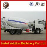 Vrachtwagen van de Mixer van het Cement van Shacman 6X4 de Zware