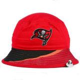 Печатание хлопка спорта вскользь цветастое и шлем ведра вышивки