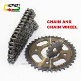 Il motociclo parte la catena Chain di 428h Bush con le rotelle Chain per Cg125 Xf125 Honda