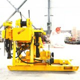 Tipo capienza Drilling di piccola dimensione portatile dell'asse di rotazione della strumentazione 200m del pozzo d'acqua dell'impianto di perforazione di carotaggio