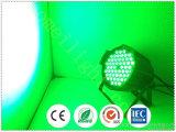 Licht van het Stadium volledig-Colol van het LEIDENE 54 3W PARI het Lichte RGB voor Disco