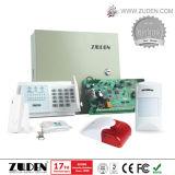 Sistema di allarme senza fili di GSM di obbligazione domestica con il protocollo di identificazione del contatto