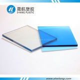 Polycarbonate trasparente Solid Sheet con Protection UV