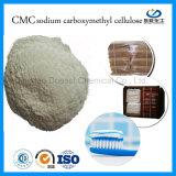 Зубная паста сырья Carboxymethyl натрия целлюлозы