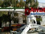 17m 18m Placer de colocação concreto do crescimento de 3 braços destacáveis dos braços com válvula proporcional