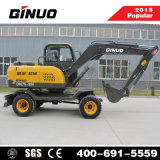 SaleのためのBreaking Hammerの中国のGood Quality Tire Excavator