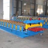 Colocr Stahldach-Blatt-Rolle, die Maschine bildet