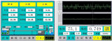 Xj-30+25 PLC автоматический химического вспенивания кабель экструзии линии