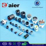 Suporte de LED de plástico de 3 mm, Suporte de lâmpada LED (PLH-3)
