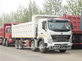 Sinotruk HOWO 40tのバルク貨物輸送のトラック