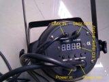 IGUALDAD 64 de la luz 54X3w RGBW LED de la etapa del LED