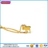 Collana #P106 dei monili di modo di fascino della lega del metallo di prezzi di fabbrica