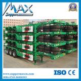 Prezzo di fabbrica del rimorchio del camion di consegna del contenitore