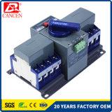 Crm1 6A 10A 16A 20A 40A 63A를 위한 이중 운전사 자동 변경 스위치 일