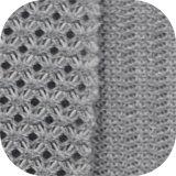 Поли прозрачная ткань сетки воздуха картины сетки сандвича кишки Silk глиста A1649 от изготовления Китая