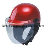 Изготовленный на заказ половинный шлем стороны, шлем стороны шлема ABS половинный, половинный шлем мотоцикла