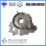 Soem-Stahlgießerei-Metallpräzisions-Gussteil für geworfenen Metallhalter