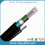 Figura 8 cavo ottico esterno della fibra del multi tubo allentato (GYTC8S)