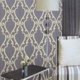 Best Quanlity moderno design 3D Wallpaper China Barato preço papel de parede de PVC de vinil