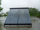 Koperen Manifold Heat Pipe Solar Collector