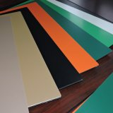PVDF Panneau mural à rideaux Panneau composite en aluminium ACP