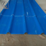 0,2 mm de espesor de acero galvanizado prebarnizado hoja techado con certificado ISO