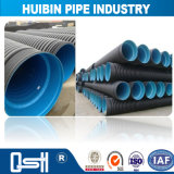 Tuyau de HDPE de fabrication chinoise pour le câble ou de protection électrique