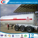 56cbm 3 차축 LPG 가스 도로 유조선