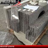 Granit poli de haute qualité chinois Vanity Tops pour salle de bains
