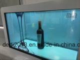 선택 접촉 스크린을%s 가진 47 인치 투명한 LCD Showbox
