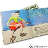 Impression bon marché de livre d'enfants de service des douanes d'impression offset