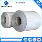 PE/ПВДФ 3003, 1100 Color глянцевая бумага с покрытием из алюминия с катушкой заводская цена