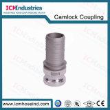 Tipo di alluminio montaggi di tubo flessibile del Camlock di E/Racores Tipo Kamlok