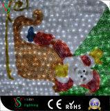 Fuente de hadas grande 3D para la decoración cuadrada de la Navidad
