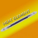 Lámpara de calor de Toshiba Jhs 235V 1000W 272 Jh IR