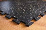 Mattonelle di pavimento di gomma di ginnastica ad alta densità dell'interruttore di sicurezza