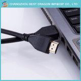 Позолоченный 4K 3D-кабель HDMI с поддержкой 2.0V1.4V на высокой скорости