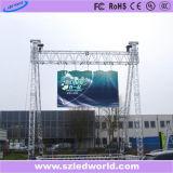 Bicicleta Outdoor/LED interior da parede de vídeo para exibir a tela (P5, P8, P10)