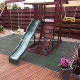 Outdoor Indoor infantil / Mosaico de goma alfombrilla de goma / Crossfit fitness gimnasio piso de goma
