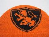 Sombrero de acrílico adulto hecho punto del casquillo de la gorrita tejida de los deportes de invierno