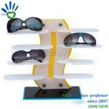 Acrylsonnenbrille-Bildschirmanzeige-Halter für optisches System