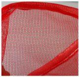 果物と野菜PPのレノのドローストリングの網の純袋