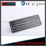 産業暖房のための平らな陶磁器のヒーターの版