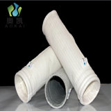 La fibre de verre fibre PPS mixte avec PTFE Scrim sacs filtrants