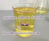 약제 급료 99% 순수성 주사 가능한 반 완성되는 스테로이드 기름/대략 완성되는 주사 가능한 스테로이드 기름