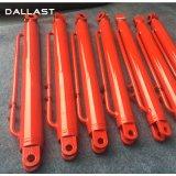 굴착기 물통 또는 팔 또는 붐 액압 실린더 건축기계 렘